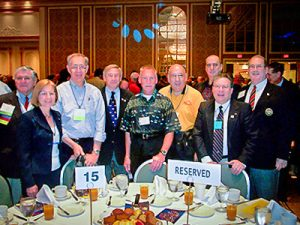 Leadership team of the National Jewish Committee on Scouting