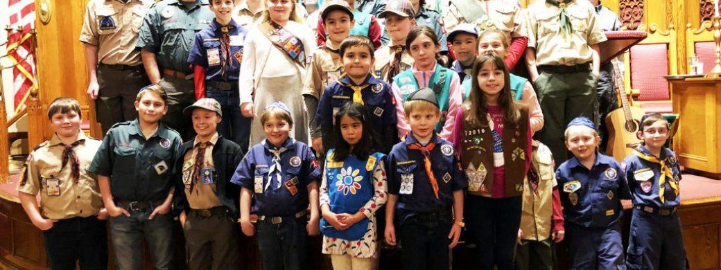 Jewish Scouting