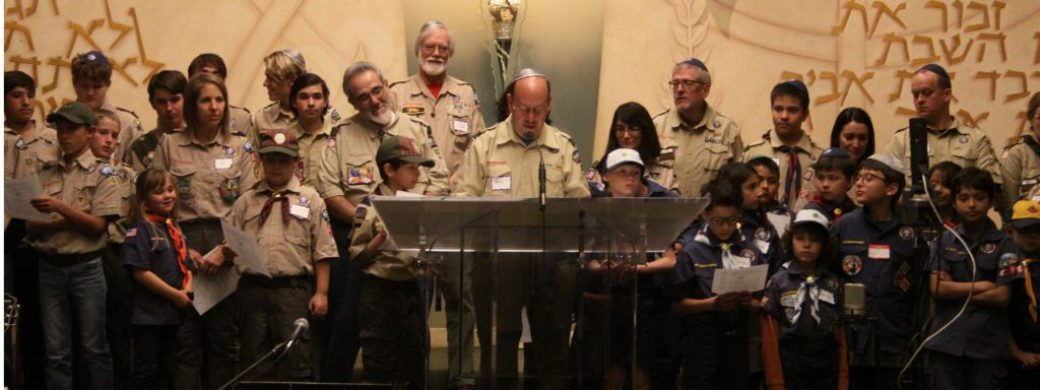 Scout Shabbat