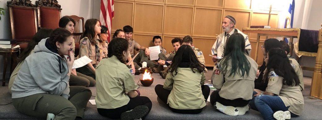 Scout Shabbat 2020